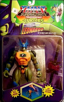 Supermutant Leonardo (in box)