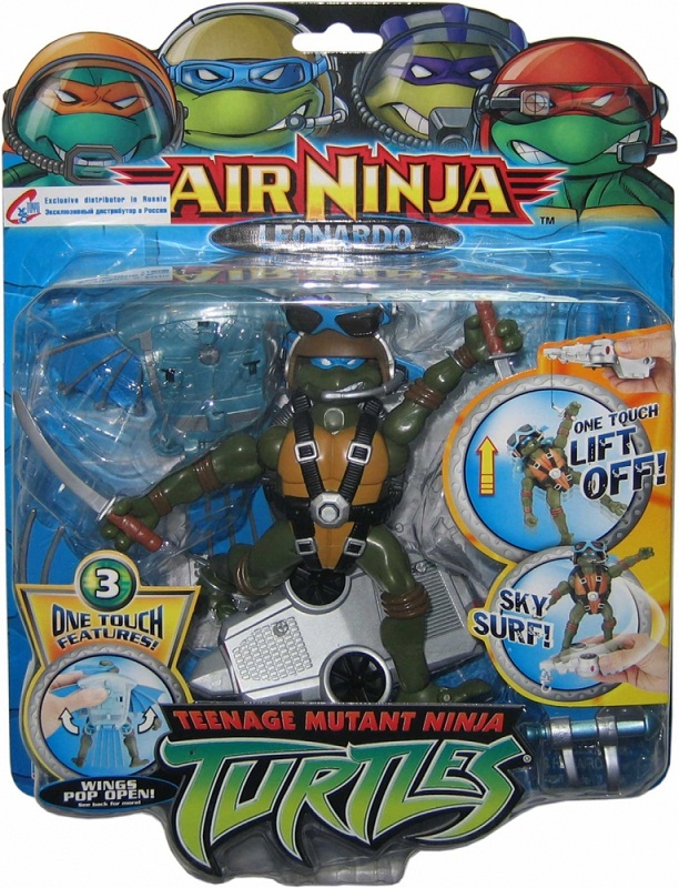 Air Ninja Leonardo (in box)