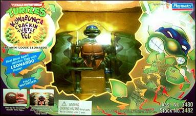 Breakin' Loose Leonardo (in box)