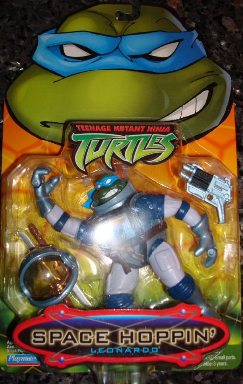 Space Hoppin' Leonardo (in box)