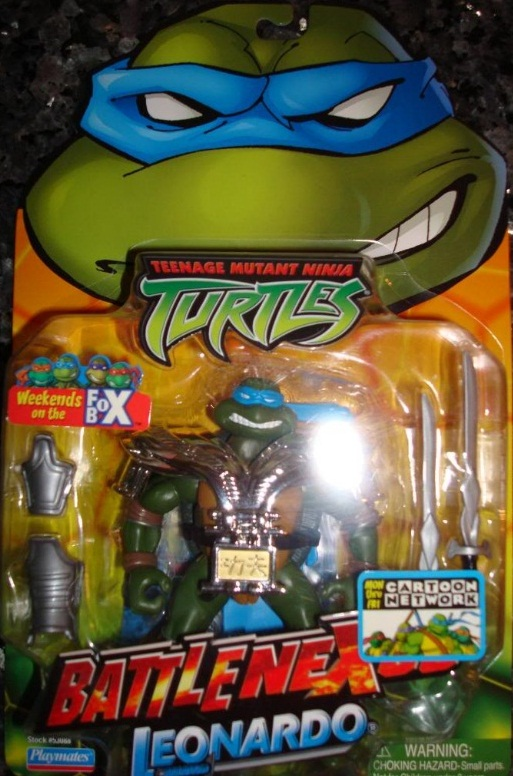 Battle Nexus Leonardo (in box)