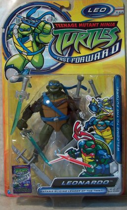 Leonardo from Fast Forward (boxed)