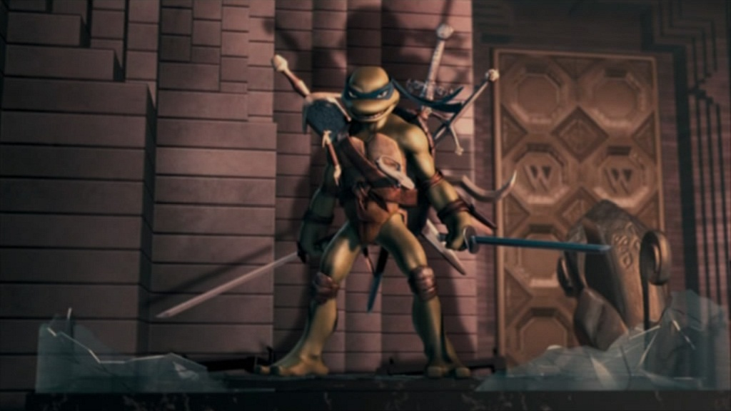 Teenage Mutant Ninja Turtles Dvdrip Xvid Zektorm