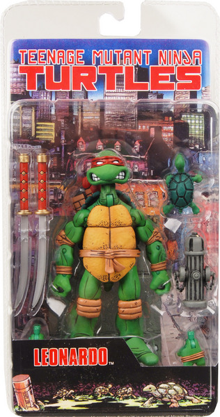 Leonardo from NECA (boxed)