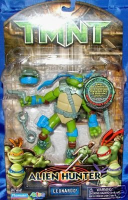 Alien Hunter Leonardo (boxed)