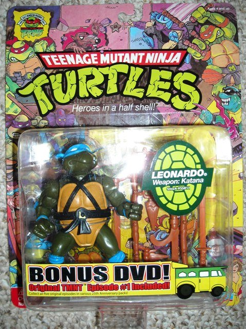Leonardo (1988 Reissue) in box