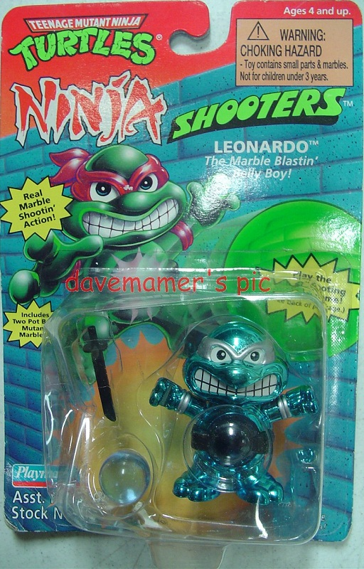 Shooter Leonardo (in box)