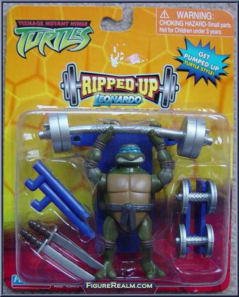 Mini Ripped-Up Leonardo (in box)