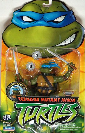 Leonardo based off 2003 series (in box)