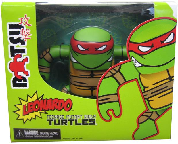 """Leonardo (NECA """"Batsu"""") boxed"""
