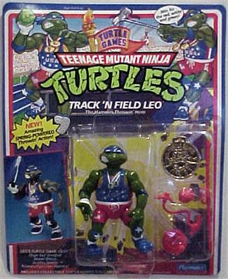 Track'n Field Leo (in box)