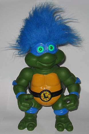 Giant Turtle Troll Leo (in box)