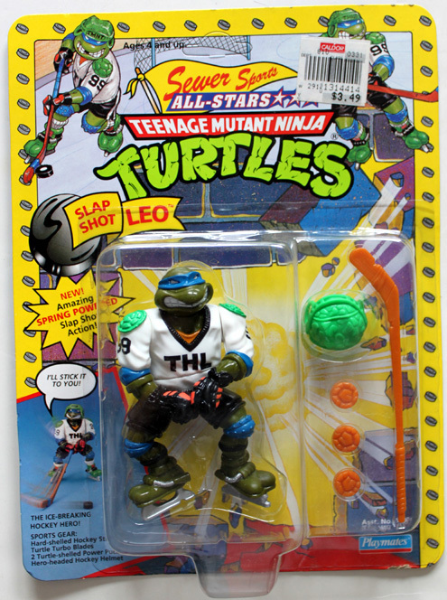 Slap Shot Leo (in box)