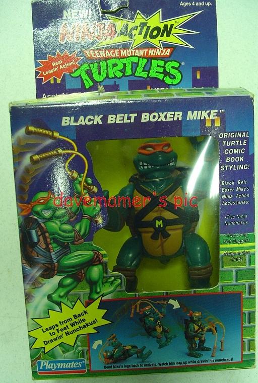 Black Belt Boxer Mike (in box)