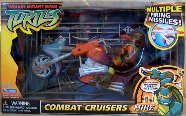 Combat Cruisers Mike (boxed)
