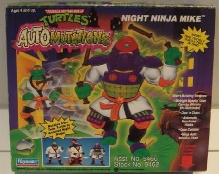 Night Ninja Mike (in box)