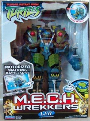 M.E.C.H. Wrekkers Leon (boxed)