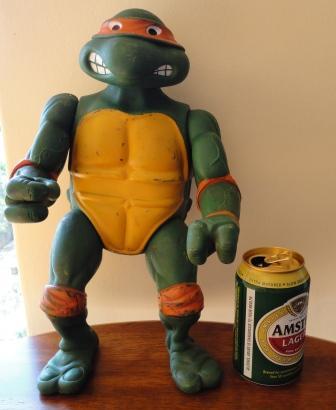 Giant Turtle Michelangelo (in box)