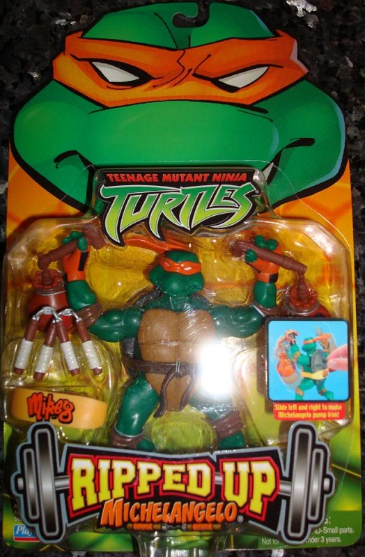 Ripped-Up Michelangelo (in box)