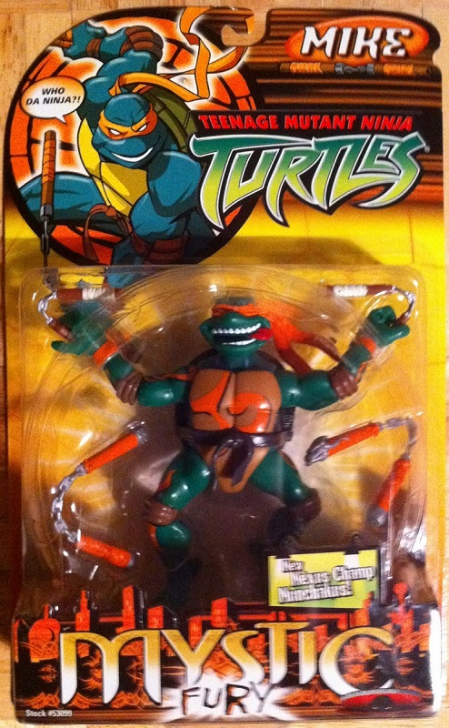 Mystic Fury Mike (boxed)