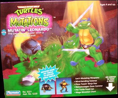 Mutatin' Leonardo (in box)