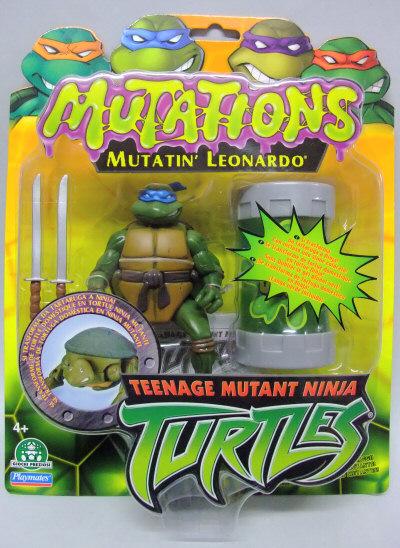 Mutatin' Leonardo 2003 (in box) 2