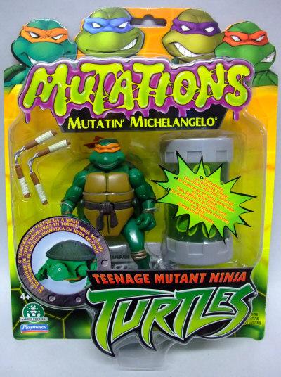 Mutatin' Michelangelo (in box)