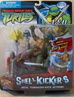 Shell Kickers Leo (boxed)