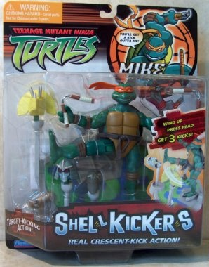 Shell Kickers Mike (boxed)