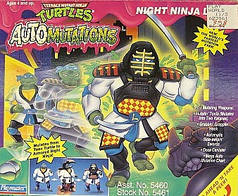 Night Ninja Leo (in box)
