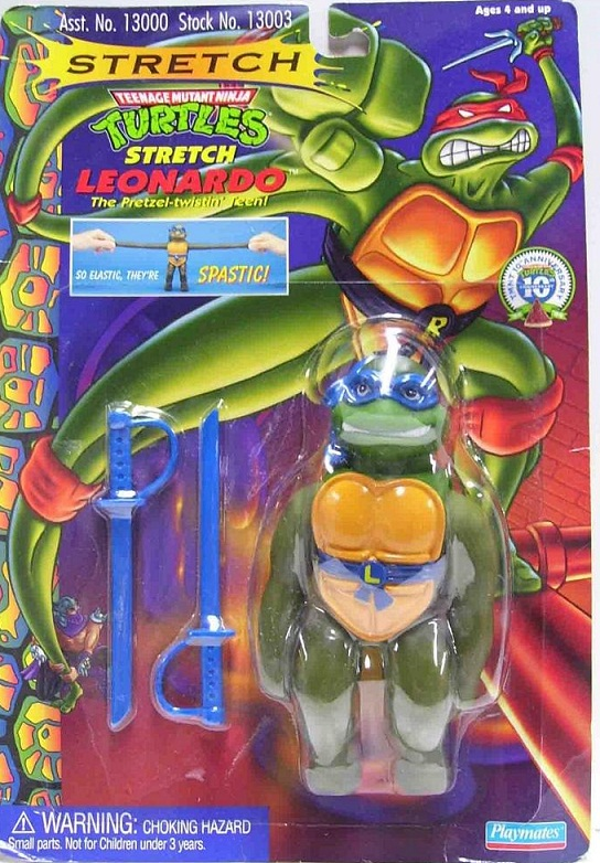 Stretch Leonardo (in box)