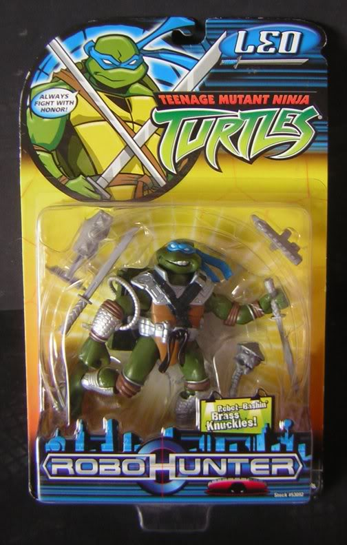 Robo Hunter Leo (boxed)