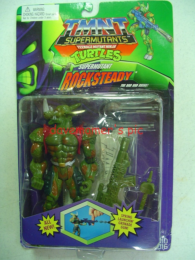 Supermutnat Rocksteady (in box)
