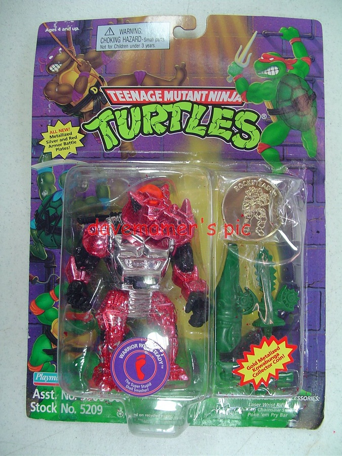 Warrior Rocksteady (in box)