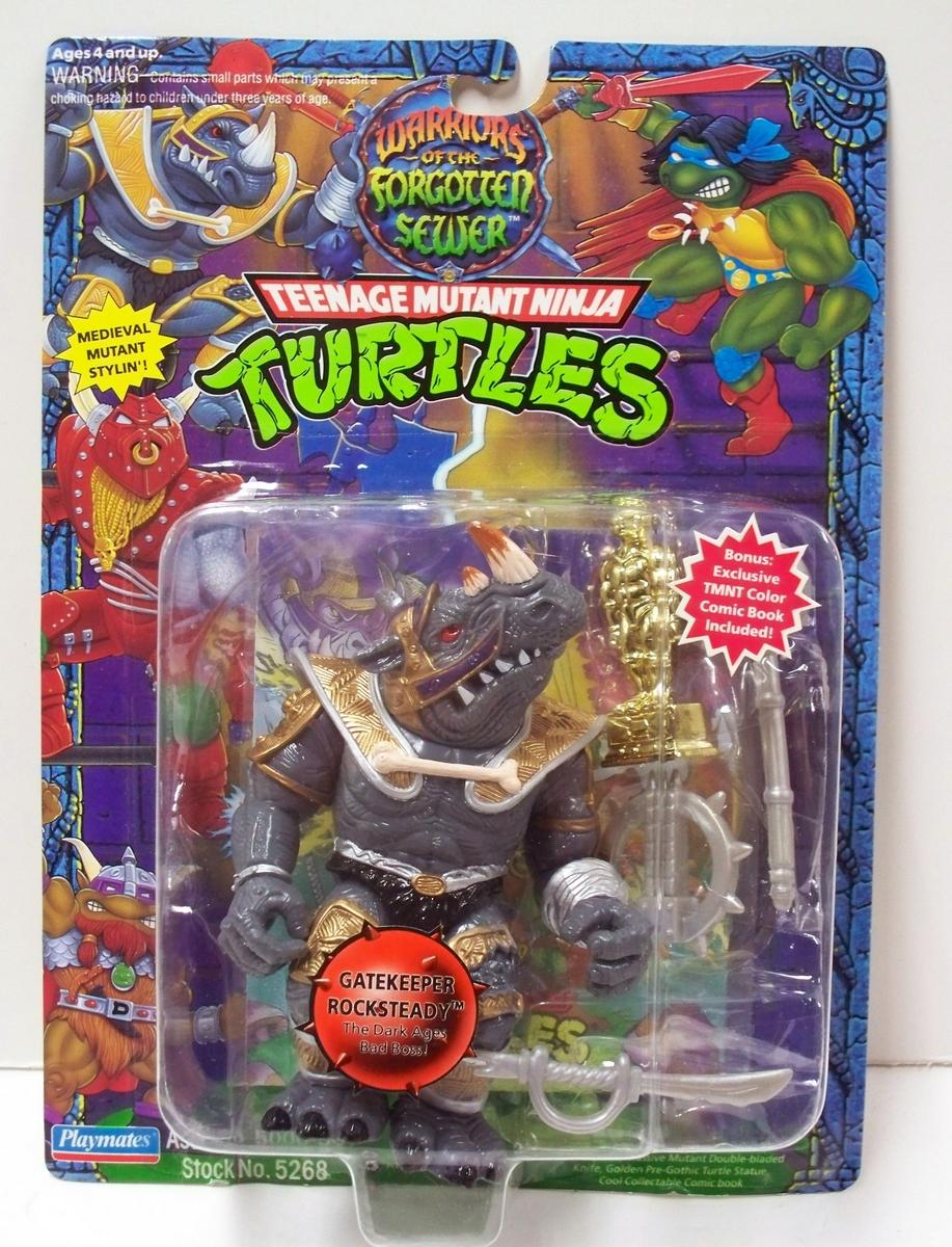 Gate-keeper Rocksteady (in box)