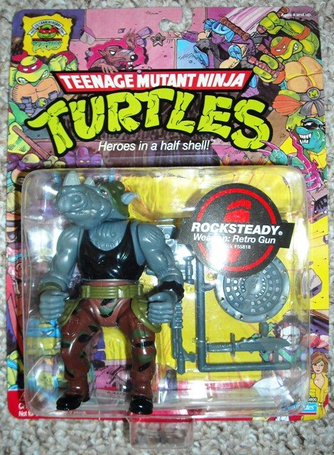 Rocksteady 2009 (in box)