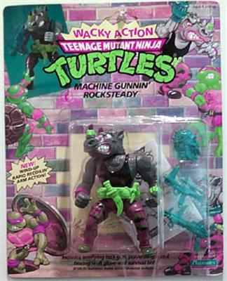 Machine Gunnin'Rocksteady (in box)