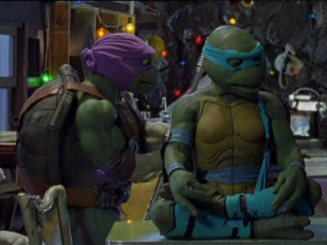 Ninja Turtles: The Next Mutation (shot 4)