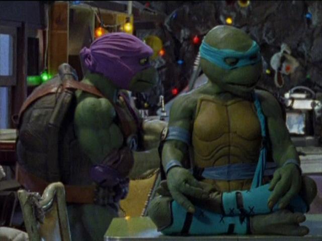 Ninja Turtles: The Next Mutation (shot 4)