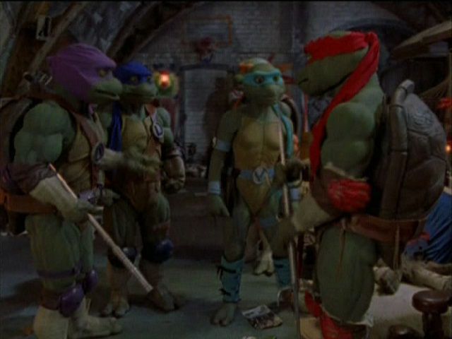 Ninja Turtles: The Next Mutation (shot 5)