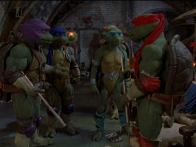 Ninja Turtles: The Next Mutation (shot 5)