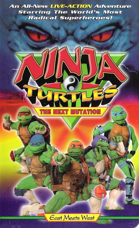 Ninja Turtles: The Next Mutation (poster)