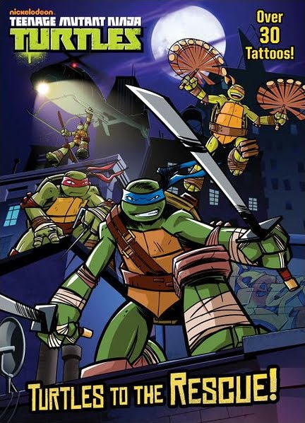 tmnt-to-the-rescue