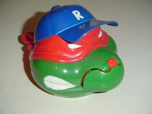 Raphael's Baseball Playset (figure)