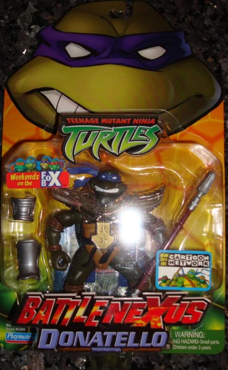 Battle Nexus Donatello (boxed)