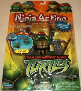 Ninja Action Raphael (boxed)
