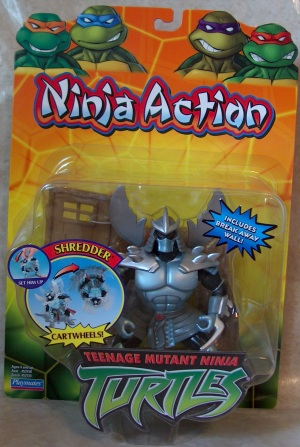 Ninja Action Shredder (boxed)