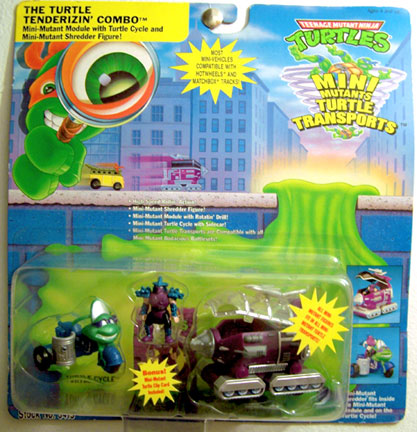 The Turtle Tenderizin' Combo (boxed)