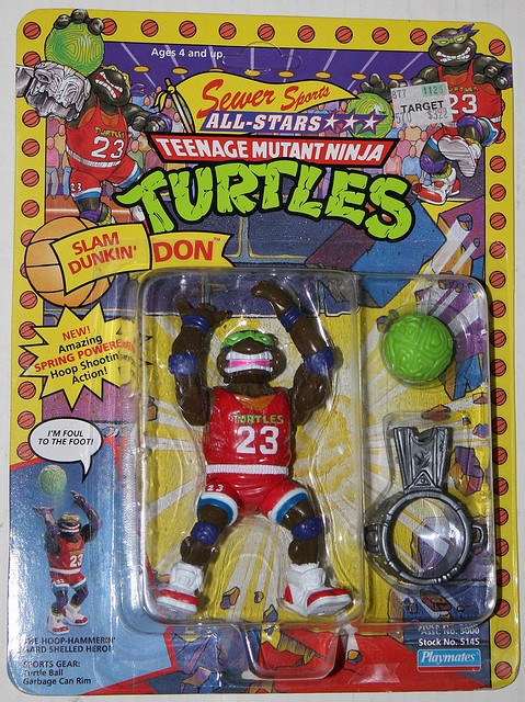 Slam Dunkin' Don (boxed)