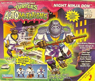 Night Ninja Don (boxed)